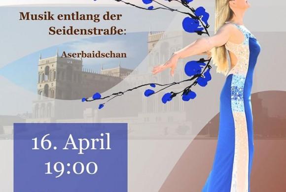 Musik entlang der Seidenstrasse 16. April 2015